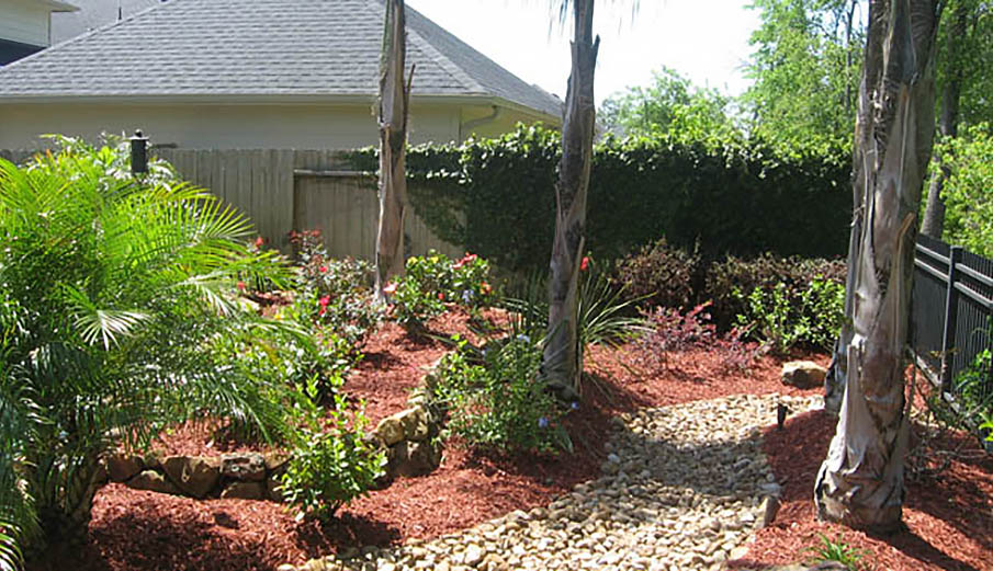 Drainage Systems, Kingwood TX.